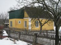 four-room house for sale 72 sq. m., 10 hundred parts Korosten