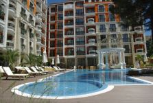two-room apartment for daily rent Burgas