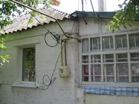 three-room house for sale 60 sq. m., 10 hundred parts Kupyansk