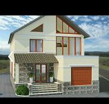 four-room house for sale 450 sq. m., 10 hundred parts Odessa