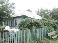 one-storied house for sale 100 sq. m., 60 hundred parts Bratskoye