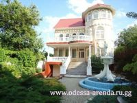 three-storied house for daily rent Odessa