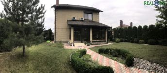 three-storied house for sale 587 sq. m., 15 hundred parts Dnepropetrovsk