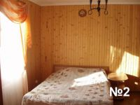 three-room house for daily rent Yaremche