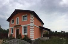 three-room house for sale 95 sq. m., 7 hundred parts Vorzel