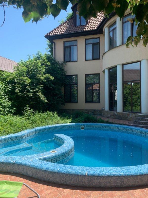 одесса, дачная, продажа двухэтажного дома 600 кв. м., 8 соток, район киевский...
