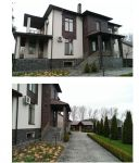 two-storied house for sale 500 sq. m., 25 hundred parts Boryspil