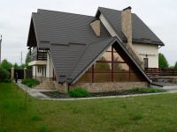 two-storied house for sale 270 sq. m., 10 hundred parts Kozin