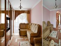 two-room apartment for daily rent Lutsk