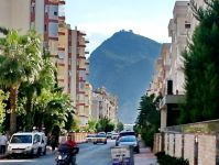 two-room flat for long rent Antalya